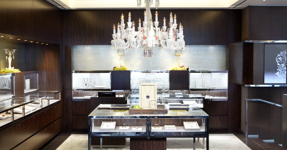 Baccarat Store